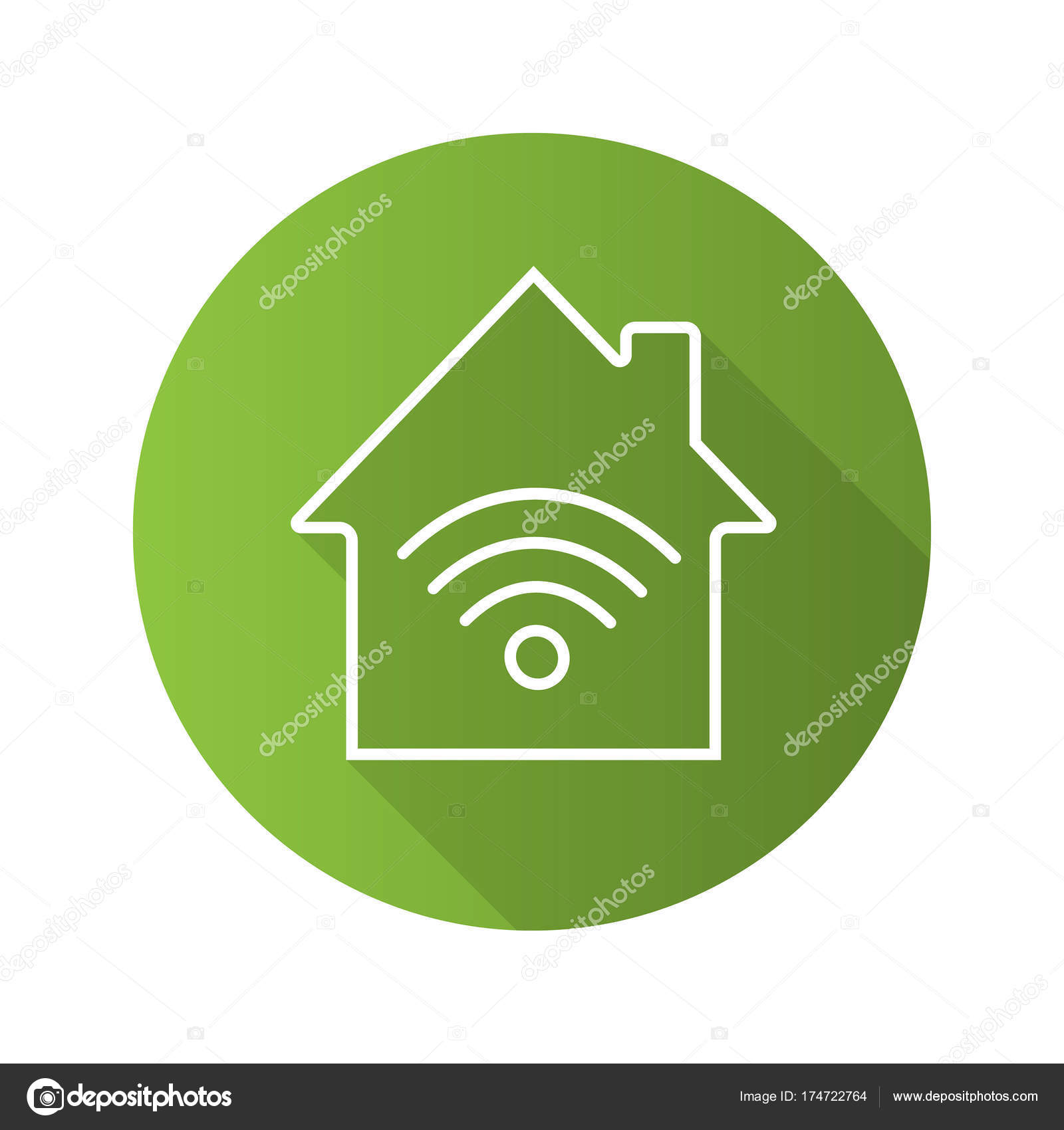 Home internet connection icon stock vector bsd 174722764 home internet connection icon stock vector buycottarizona Images
