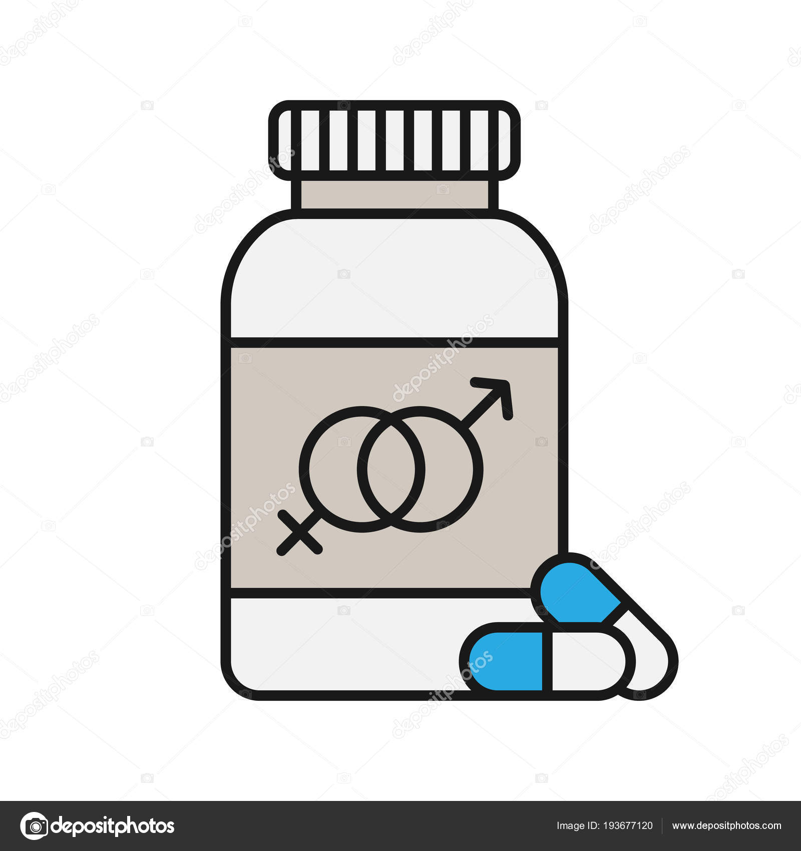 Sex pills men and women