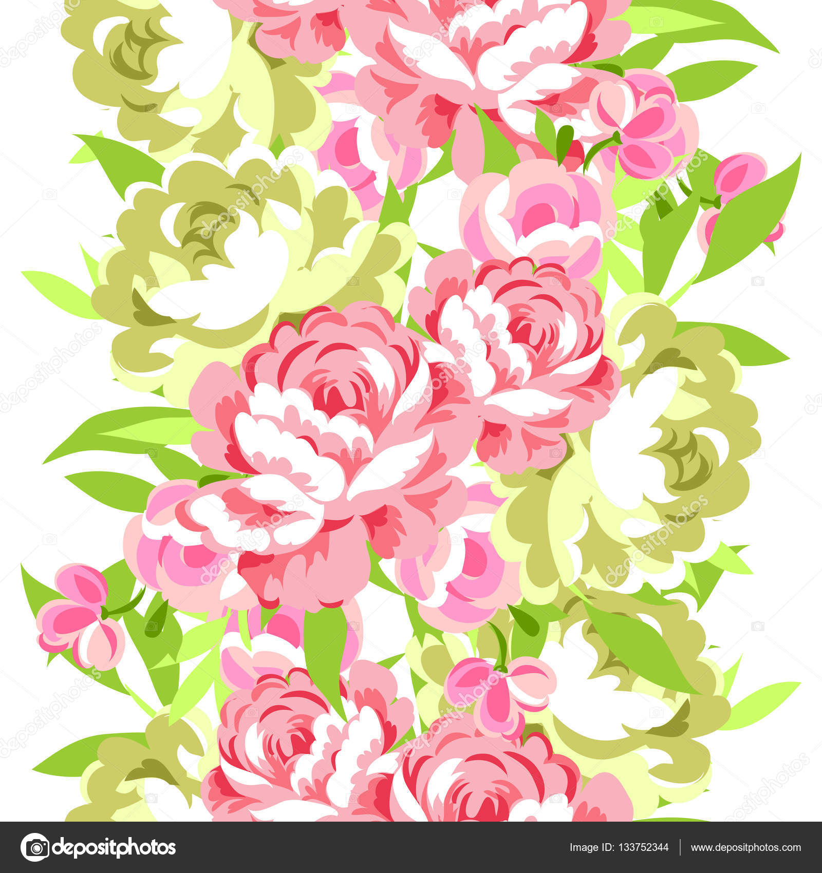 Beautiful flowers ornament stock vector all about flowers 133752344 vector illustration of beautiful flowers ornament for postcard vector by all about flowers izmirmasajfo Images