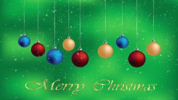veselé vánoční pozadí.