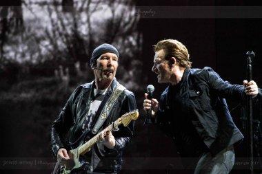 U2- Joshua Tree 30-year Anniversary- Bono & The Edge