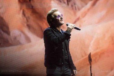 U2- Joshua Tree 30-year Anniversary- Bono, Lead singer