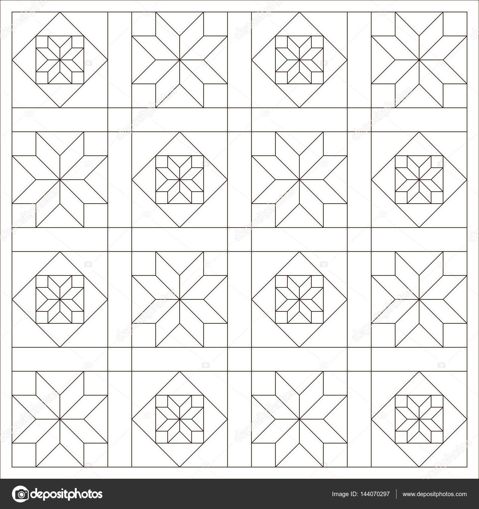 diseño de páginas para libros para colorear, vector — Vector de ...