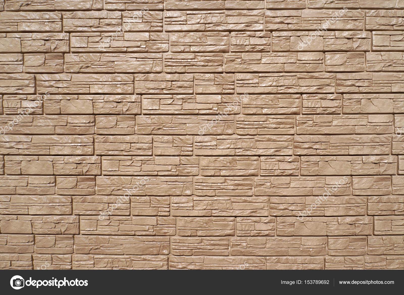 fondo de piedra artificial capa de la pared decorativos foto de stock - Piedra Artificial Decorativa