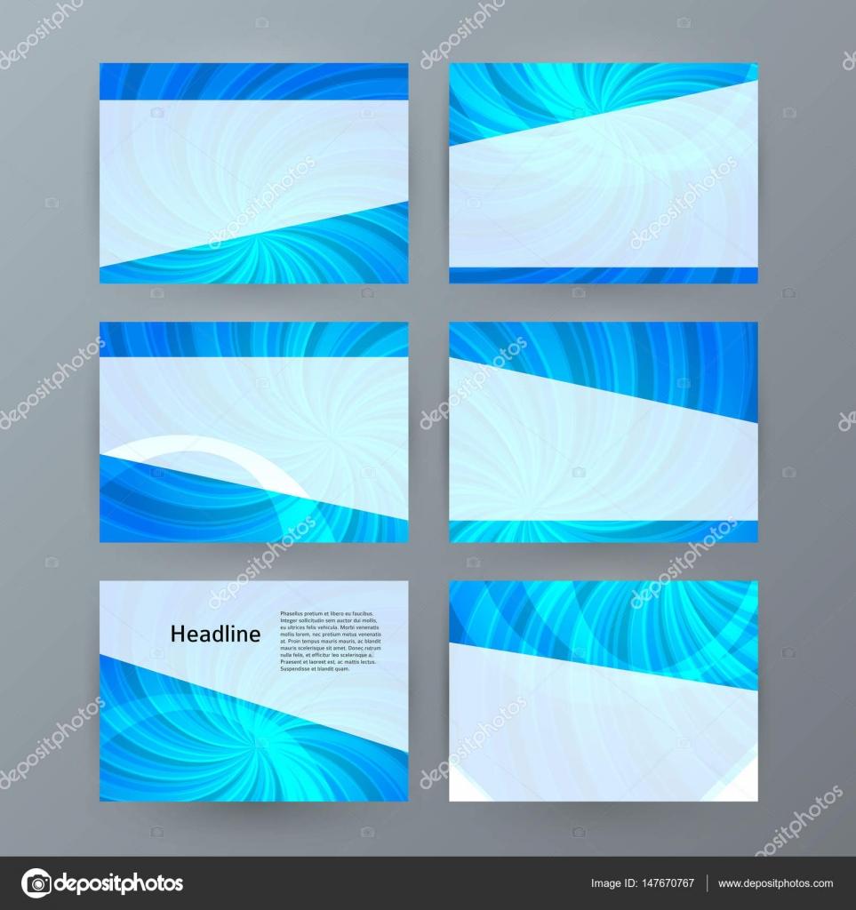 plantilla de presentacin para powerpoint fondo blue16 archivo imgenes vectoriales
