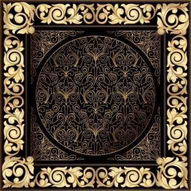 ornate decorative vintage design