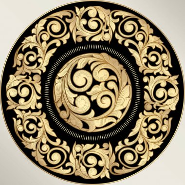 circle decorative pattern