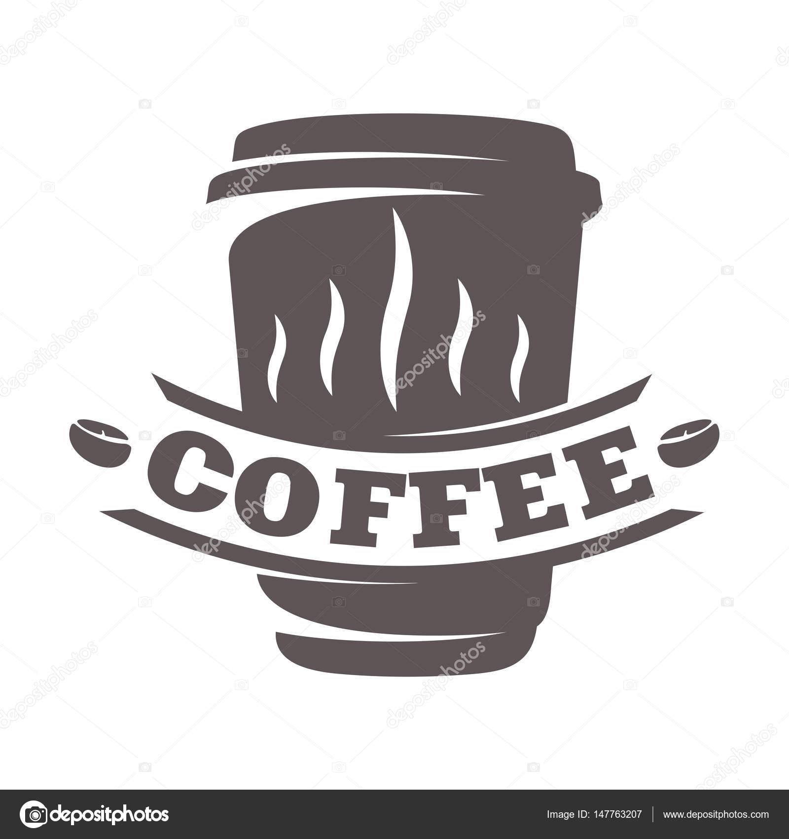 Kaffee-Logo-Vorlagen — Stockvektor © samorodinov #147763207
