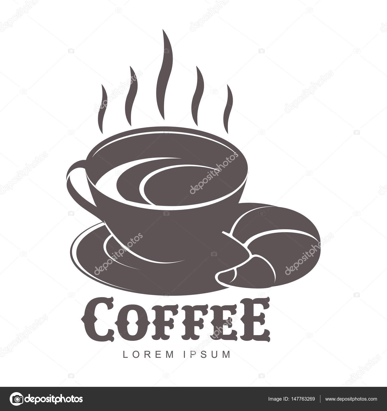 Kaffee-Logo-Vorlagen — Stockvektor © samorodinov #147763269