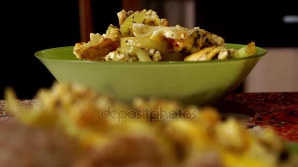 tarif: yumurtalı patates kızartması video [25]
