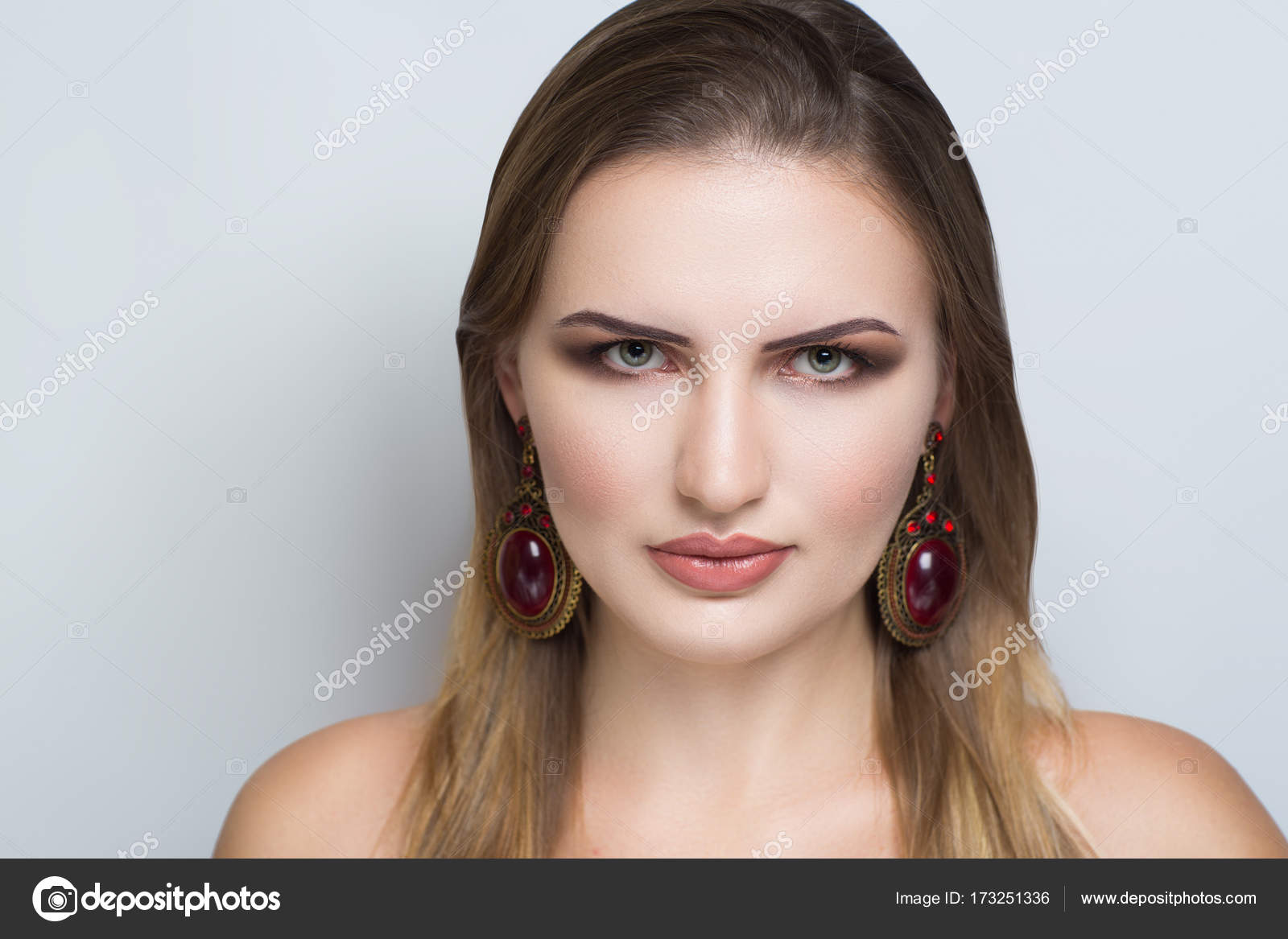ugly face women nude