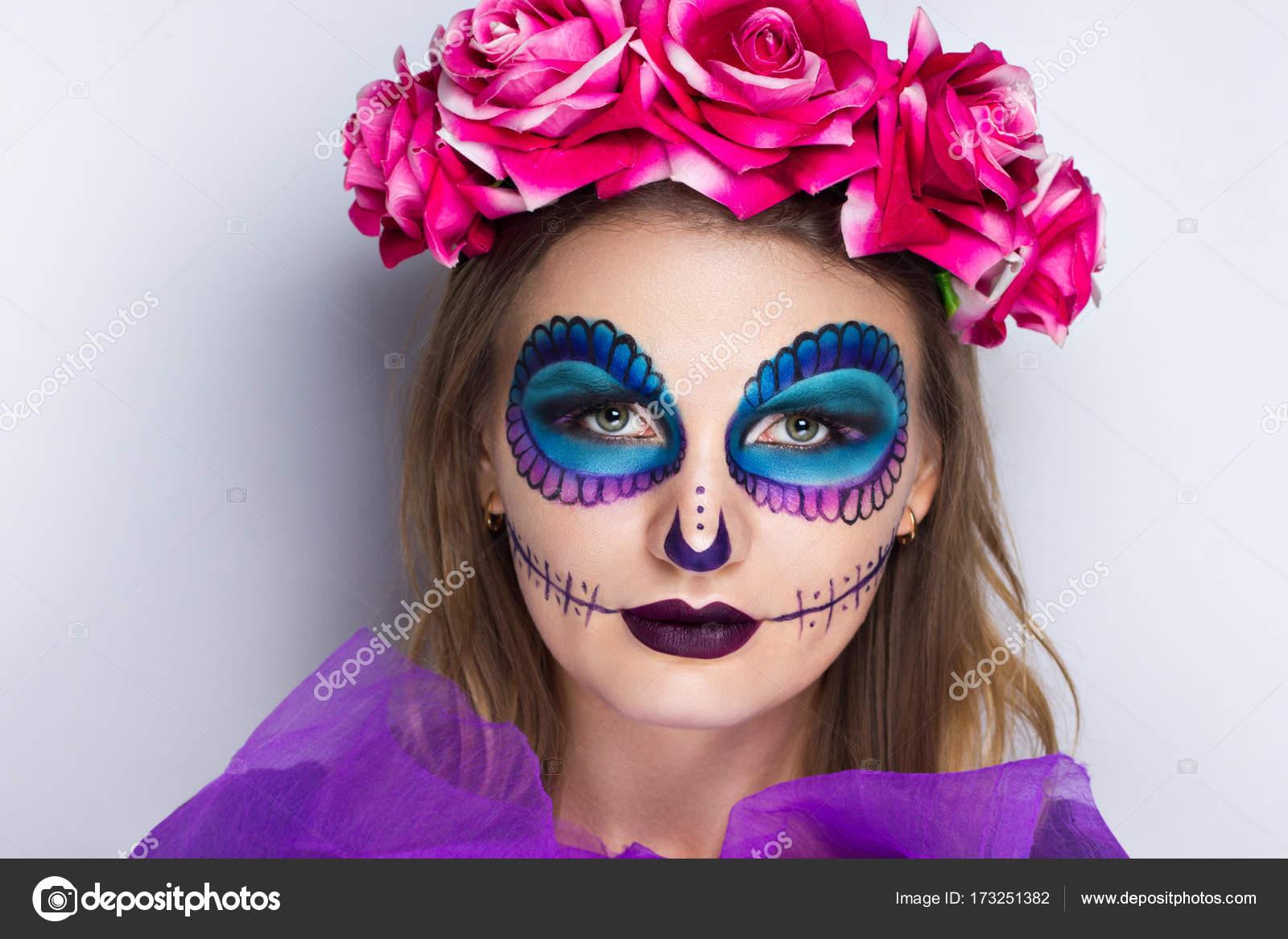 Imagenes De Maquillaje Para Descargar: Maquillaje Día De México