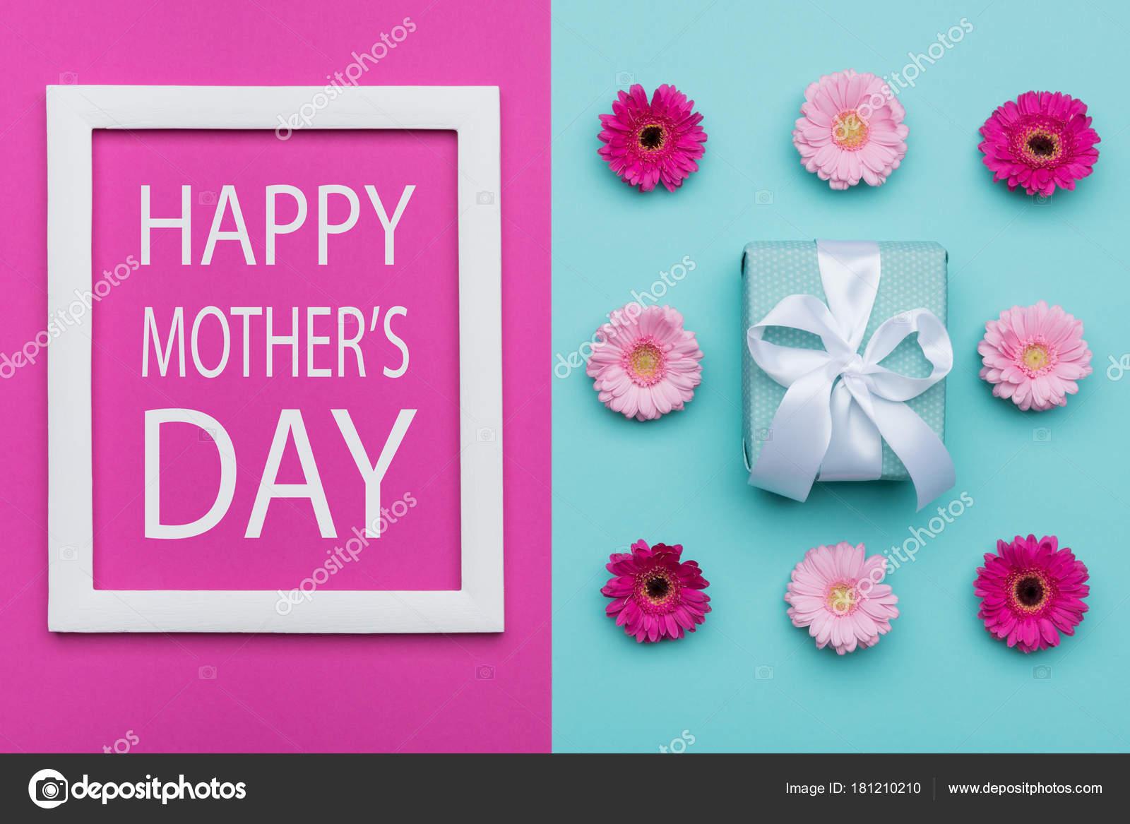 feliz día madre pastel caramelo colores fondo día las madres fotos