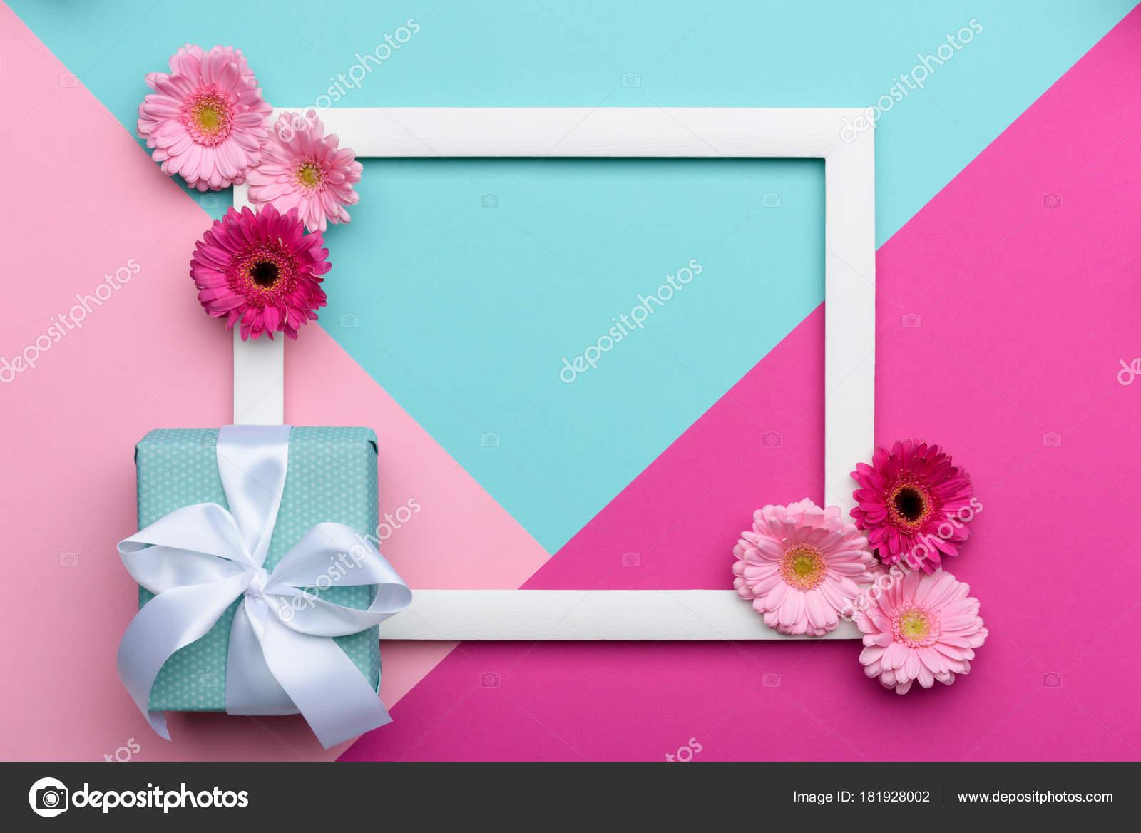Schönen Muttertag Frauen Tag Valentinstag Oder Geburtstag Pastell ...