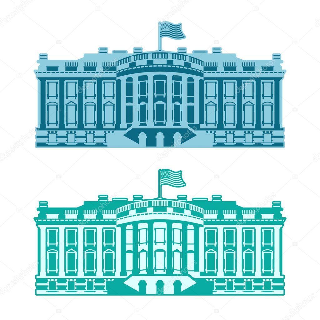 Amérique de la maison blanche résidence du président usa nous gouvernement b image