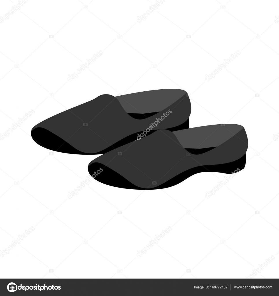 Κινέζικα παντόφλες για Wushu. Αθλητικά παπούτσια. Διάνυσμα illustratio —  Διάνυσμα με popaukropa a5448a6600c