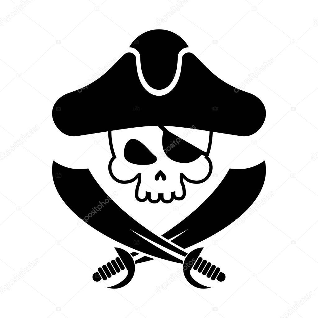 Piraten Symbol