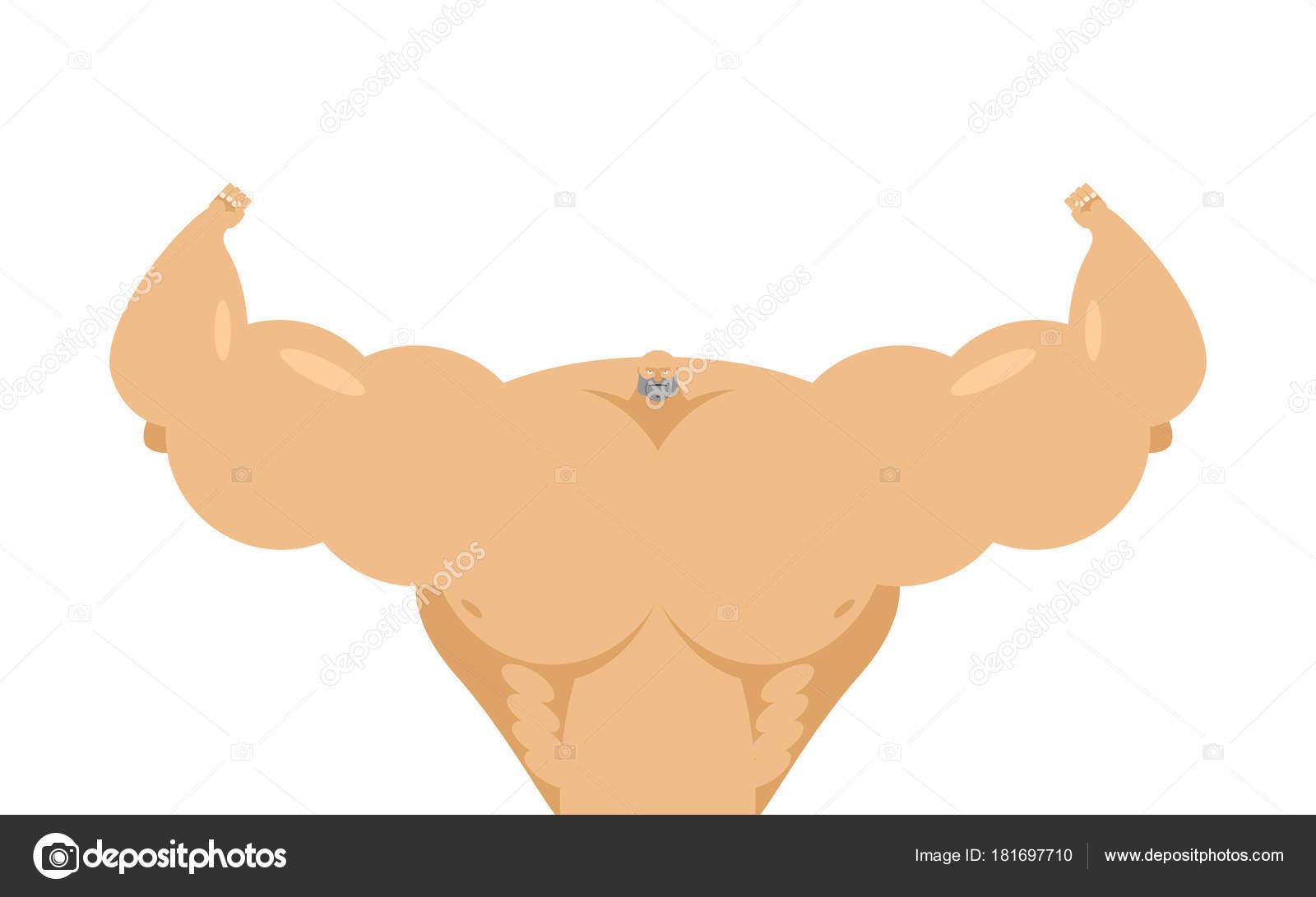 velké svaly velké kohouty nahé africké kundičky