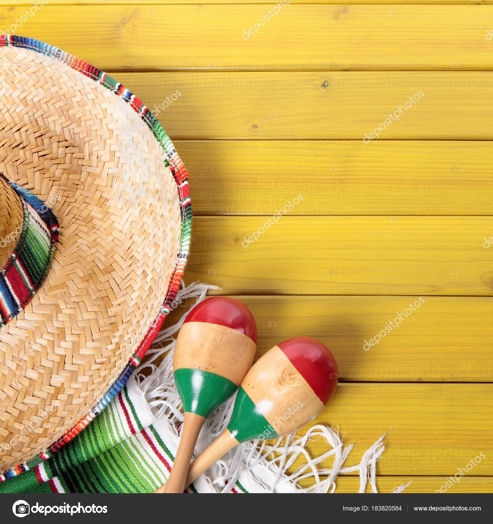 Cinco De Mayo Mexican Background Border Photo By David Franklin