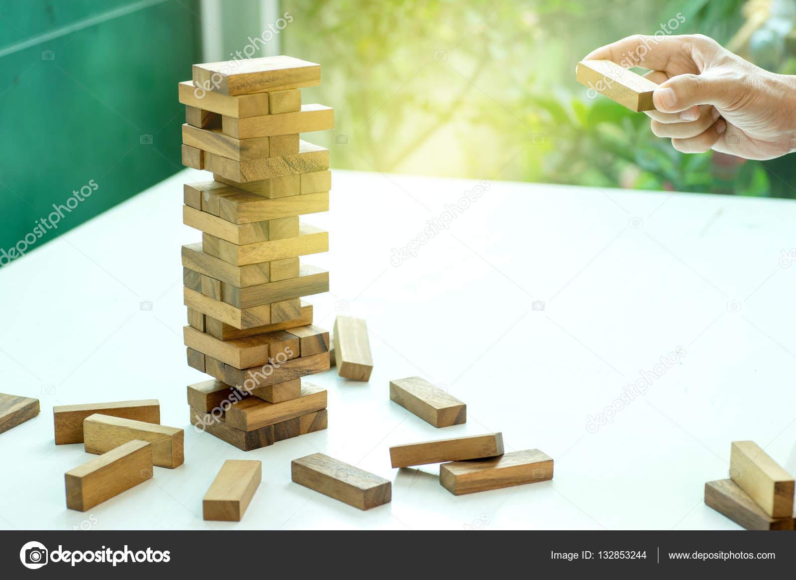 concept bedrijfsplan en risico projectwerk business team