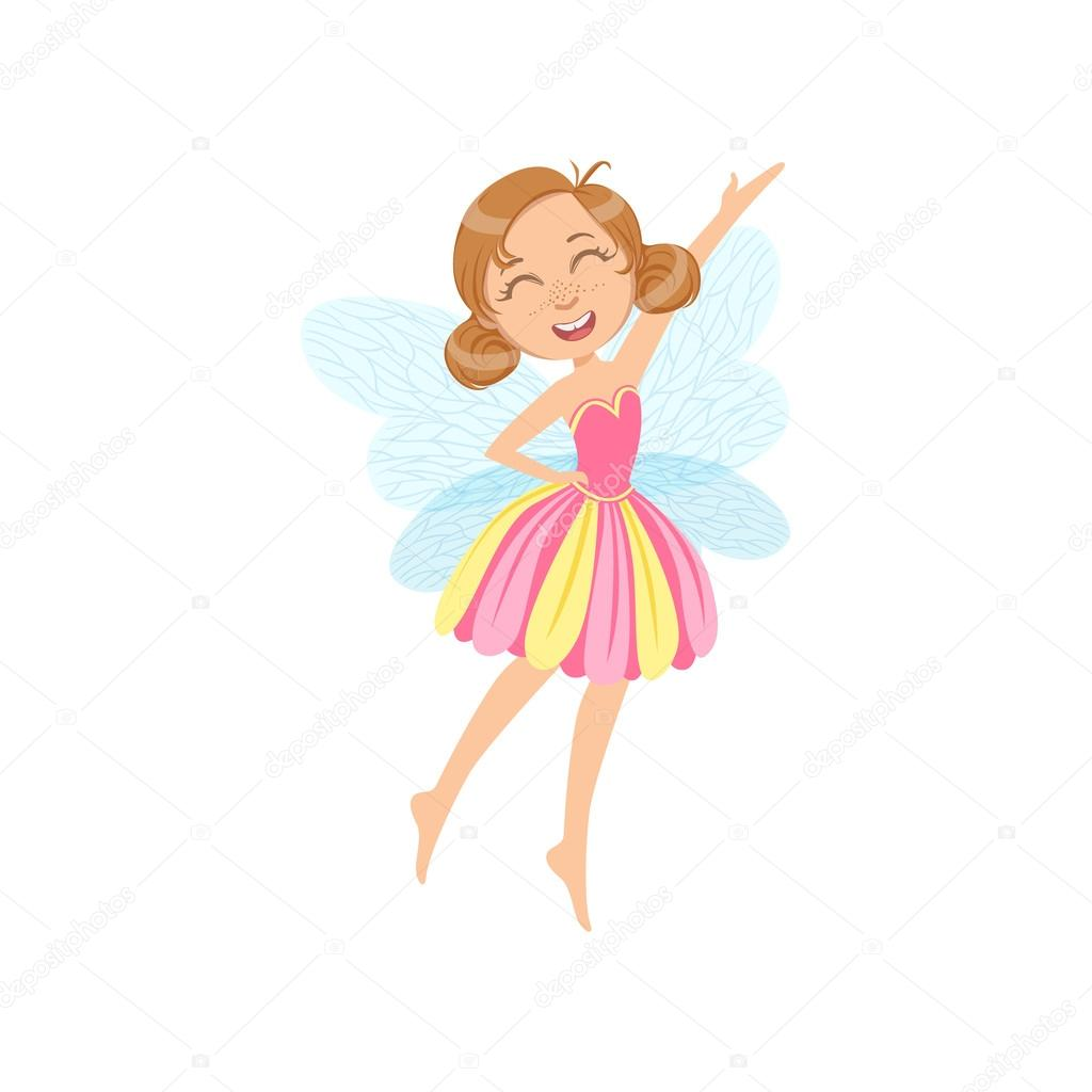 mejor sitio web cómo hacer pedidos liberar información sobre Imágenes: vestidos bonitos animados | Hada Linda en vestido ...