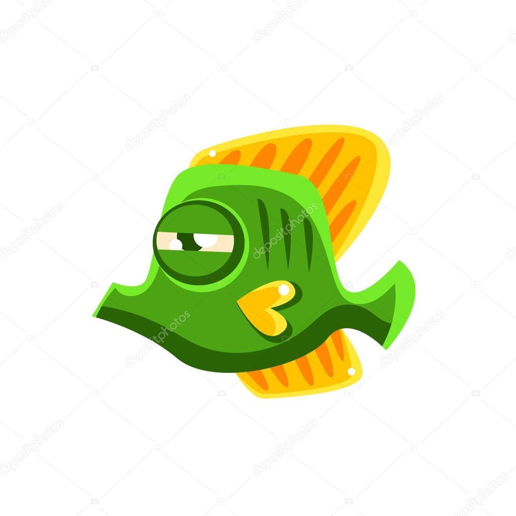 Personaggio dei cartoni animati pesci di farfalla for Sfondi animati pesci