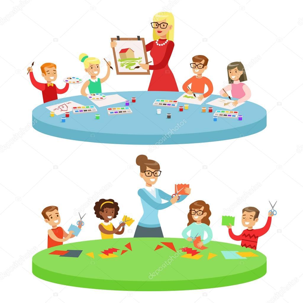Dibujos: docentes para niños | Historieta de los niños en ...