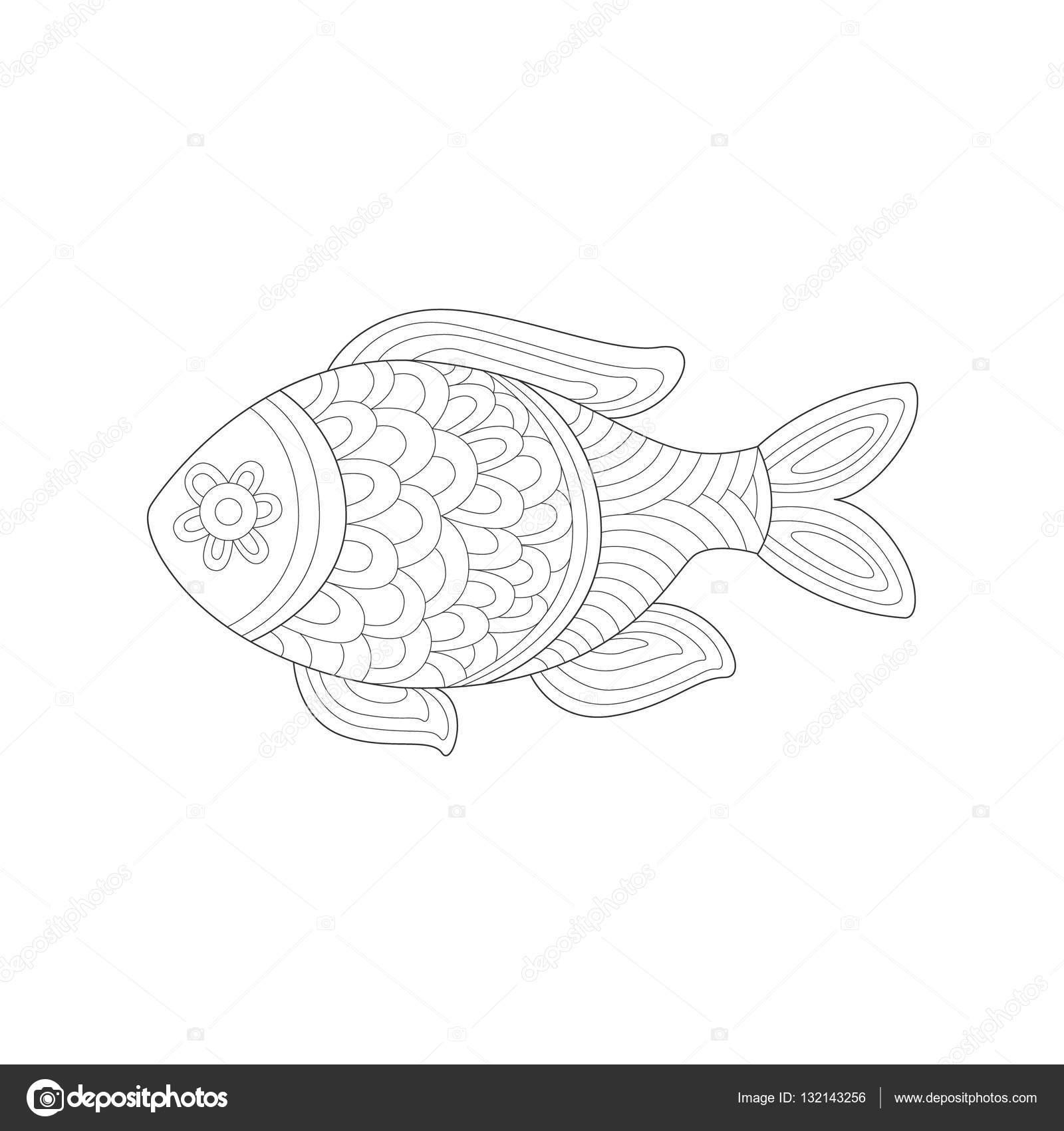 Pequeño sal agua Tropical peces mar naturaleza submarina adulto ...