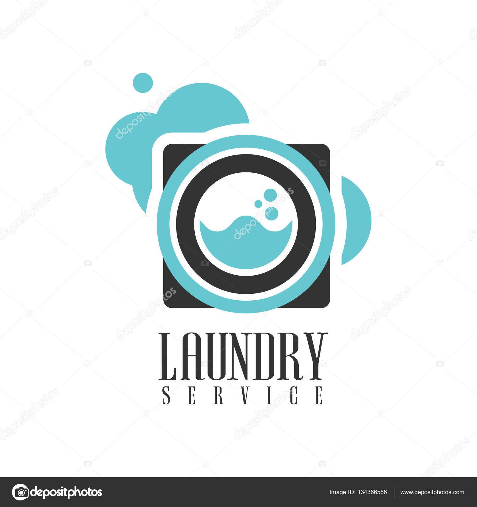 Haus und Büro Reinigung Service Verleih Logo Vorlage mit ...