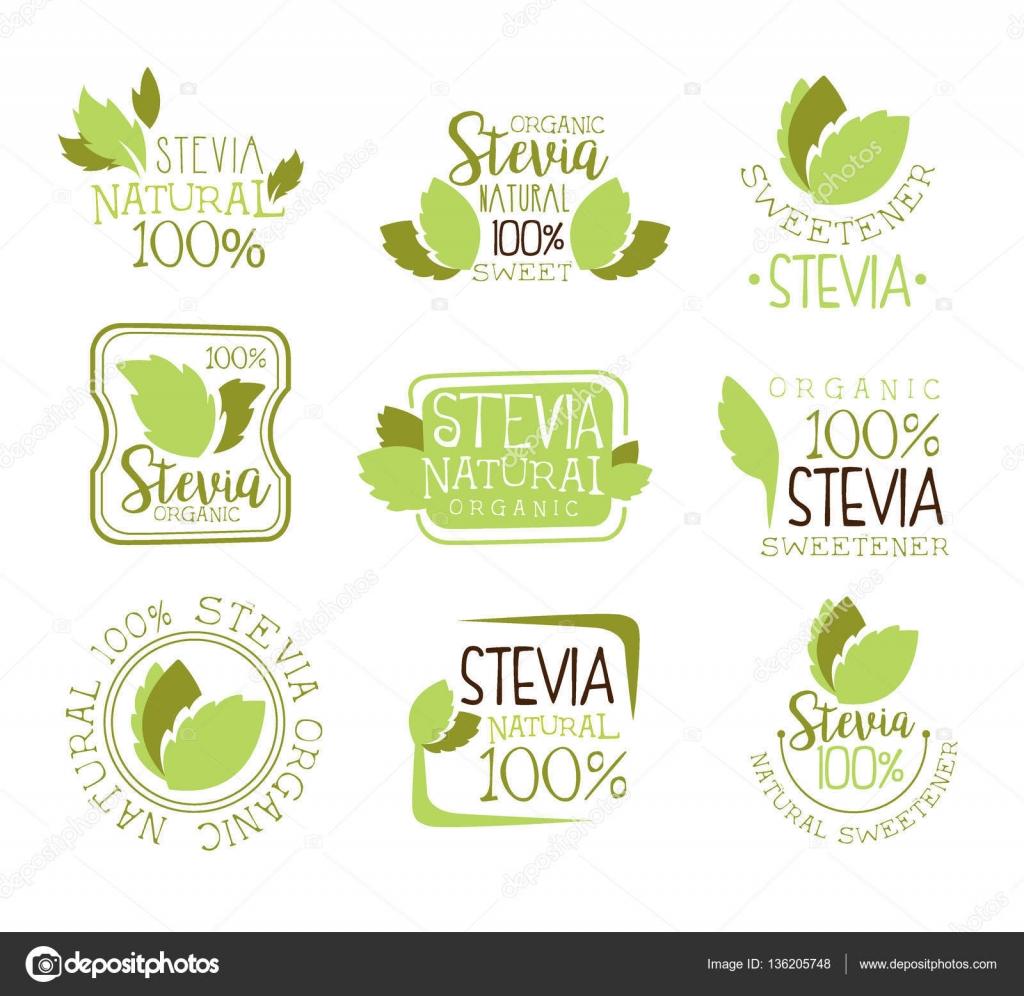 Stevia Natural aditivo edulcorante y sustituto de azúcar conjunto de ...
