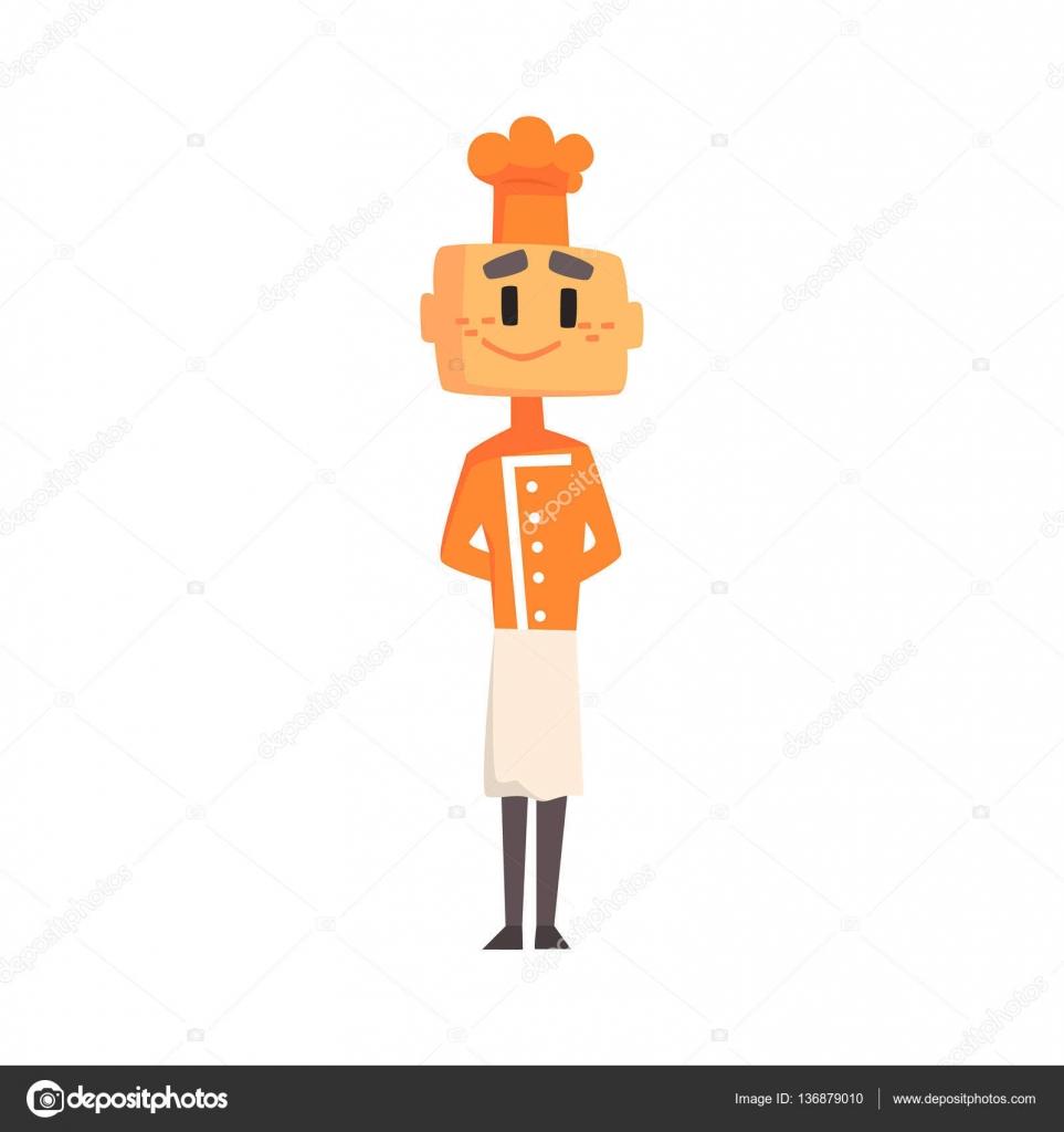 Cuisinier professionnel en Chambre Double classique à poitrine ...