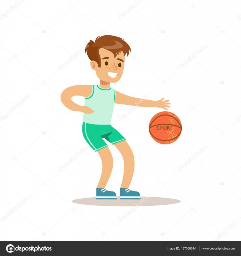Dibujos La Educacion Fisica Nino Jugando A Baloncesto Ninos Practicando Diferentes Deportes Y Actividades Fisicas En La Clase De Educacion Fisica Vector De Stock C Topvectors 137068344