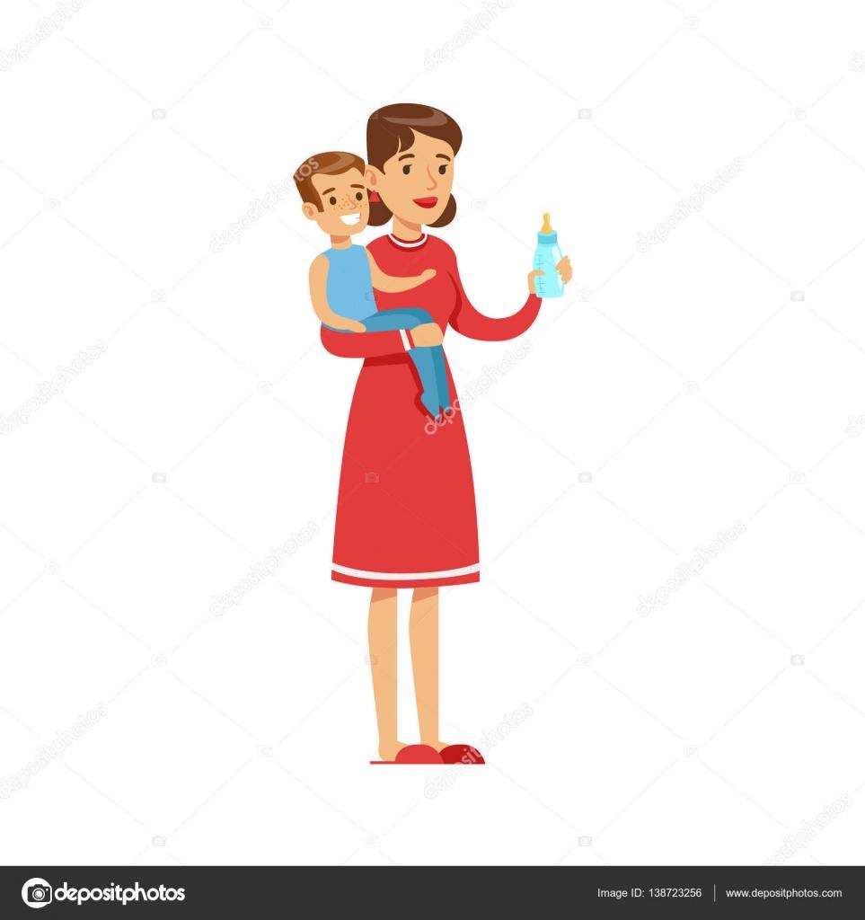 Женщина с молодой парней — photo 12