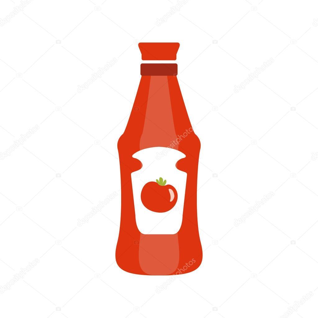 Днем, кетчуп картинки для детей нарисованные