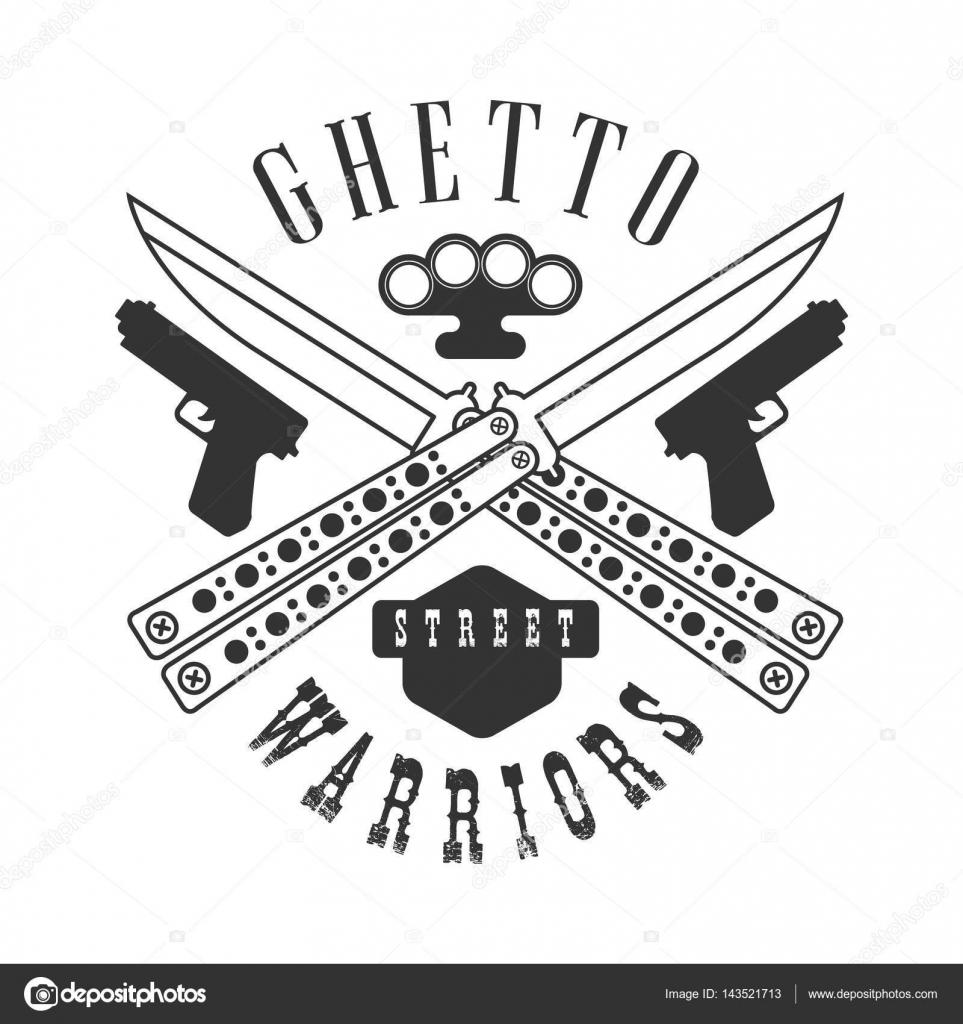 Diseño Del Rainbow Warrior Iii: Plantilla De Diseño De Cartel Blanco Y Negro Con El Texto