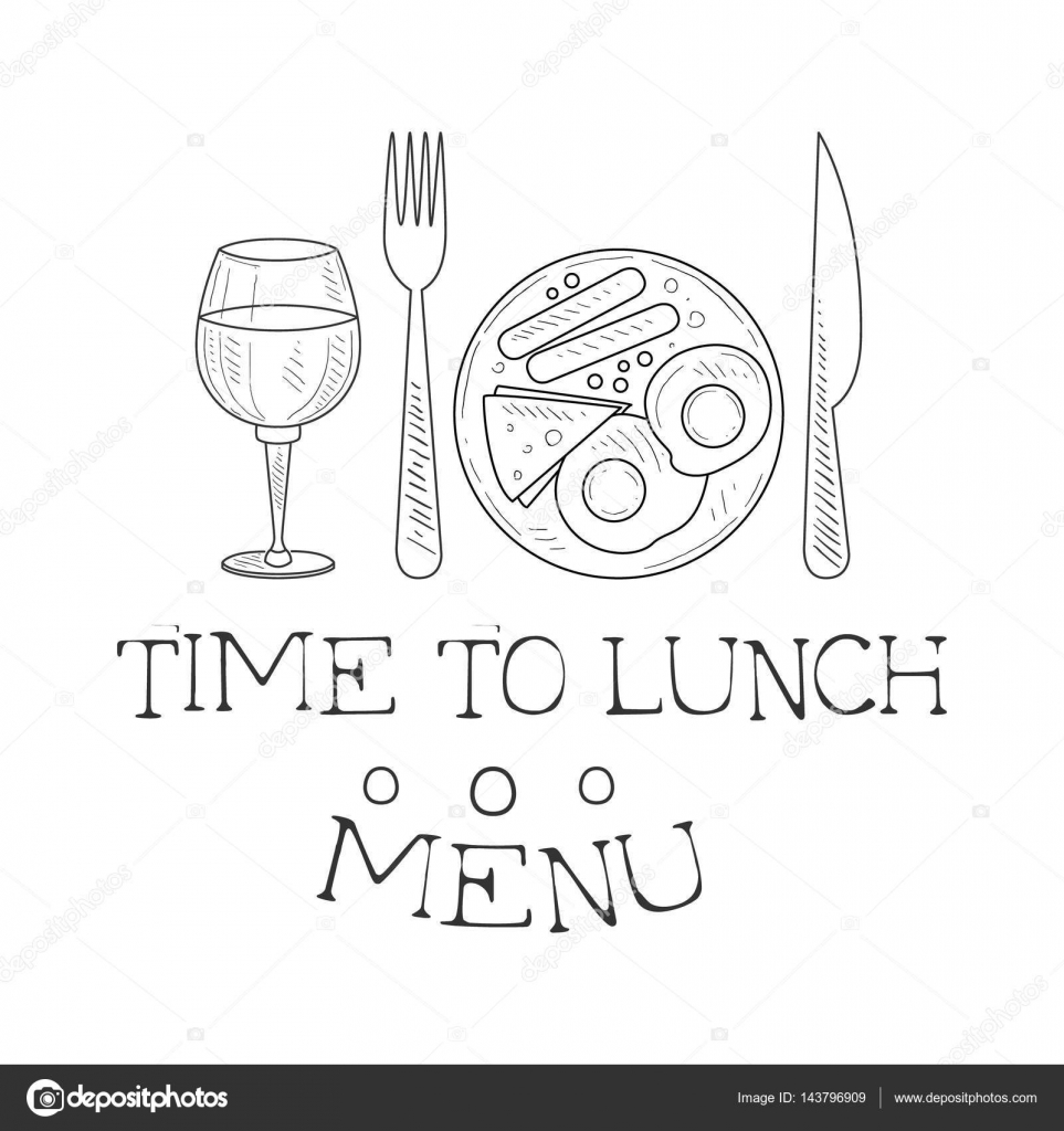 английский обед меню