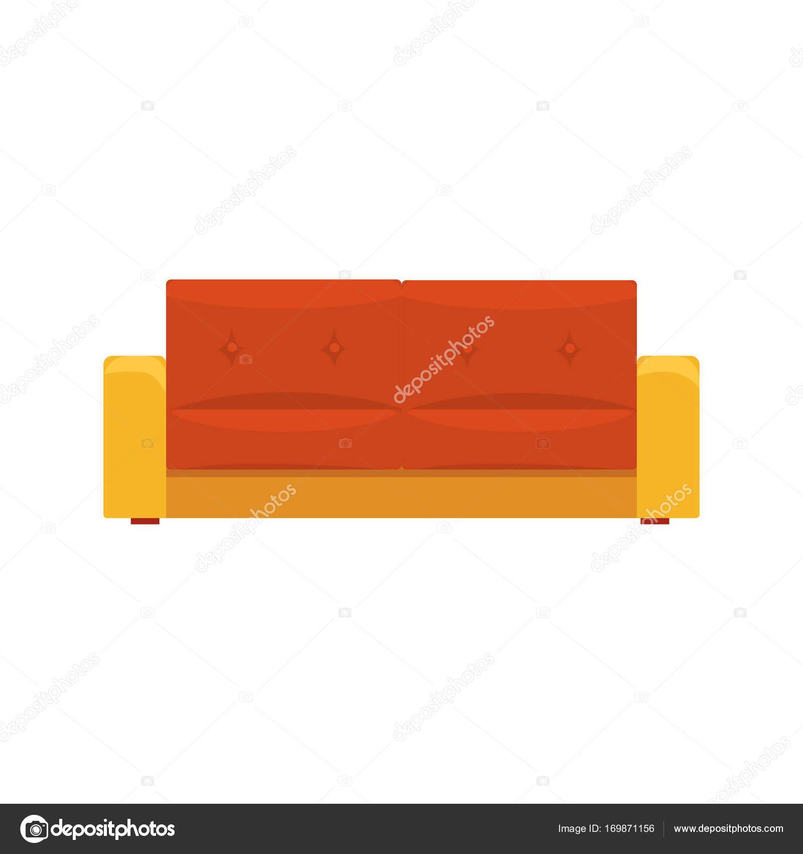 Muebles De Interior Sof Sala De Estar U Oficina Para Vector De  # Muebles Deinterior
