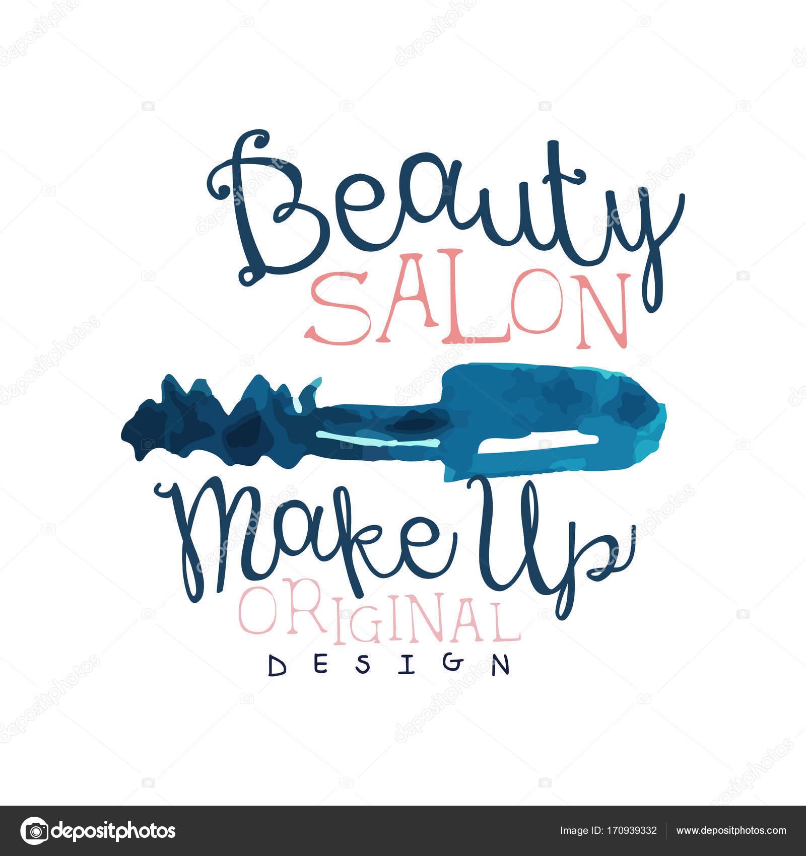 Crear Logos Para Salon De Belleza Logotipo Del Salón De