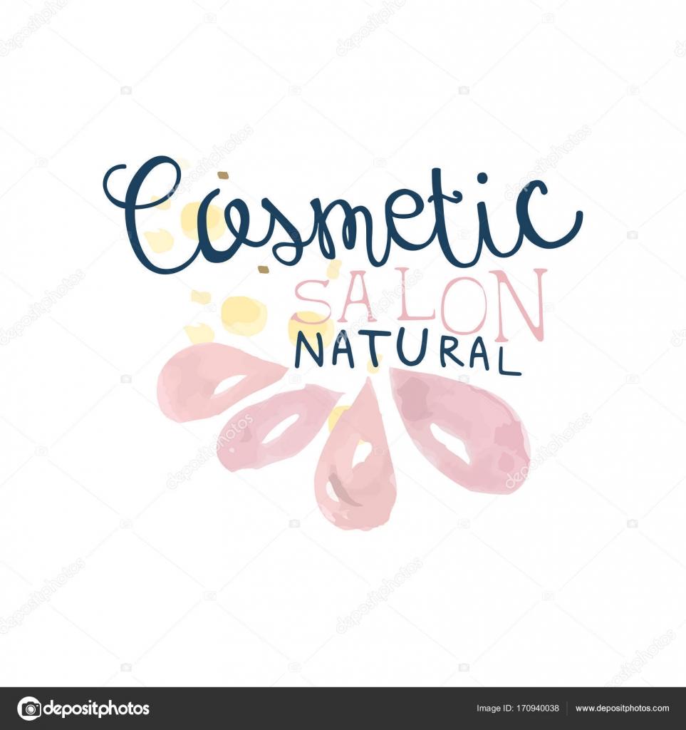 Kosmetiksalon logo  Kosmetik-Salon Logo Label für Haare oder Beauty Studio ...