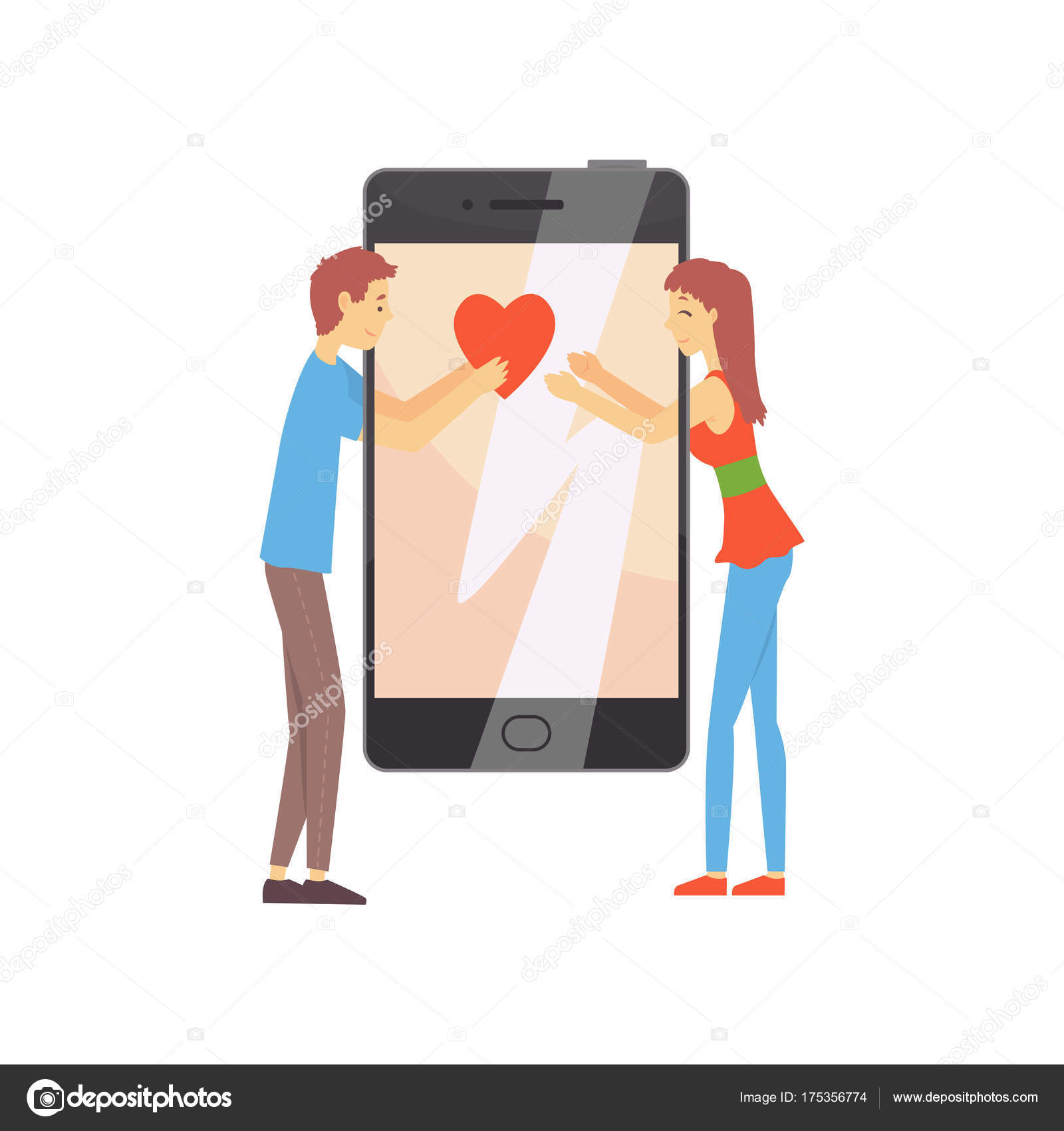 Dating online per mobile