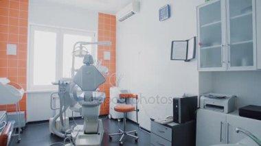 Dentist office interior Dental clinic interior design with chair