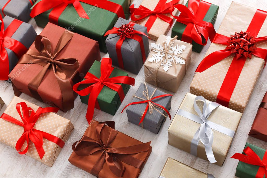Подарки рождественские