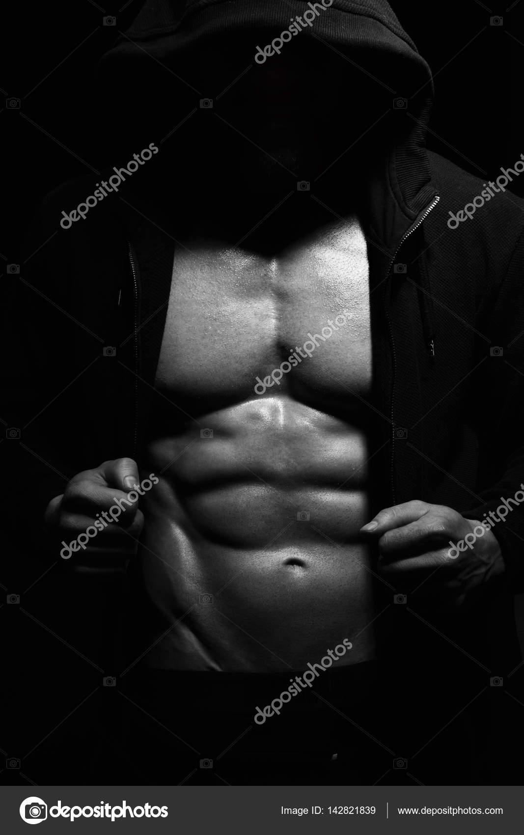 Černobílé sexuální fotografie