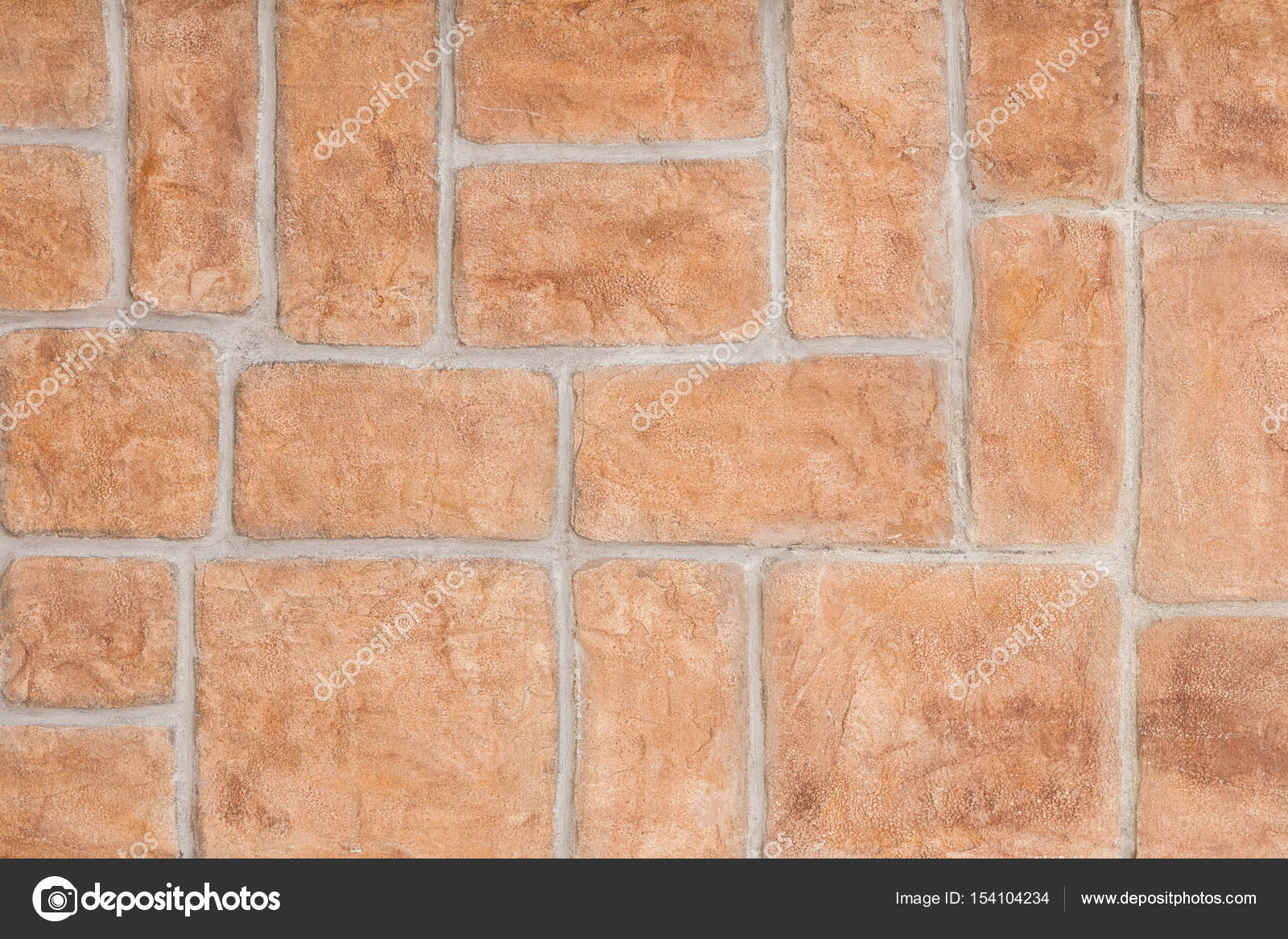 fondo de pared de ladrillo rojo textura de ladrillos On ladrillos falsos decorativos