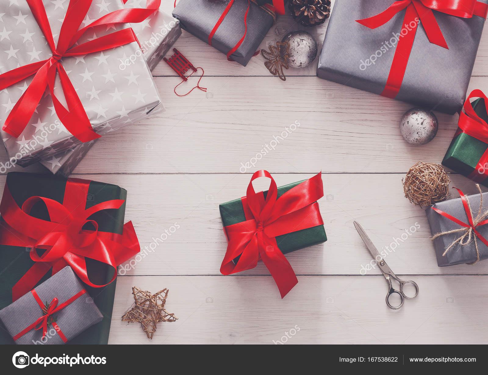 kerstcadeau verpakking