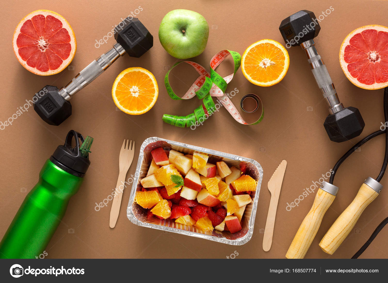 Comer sano y bajar de peso
