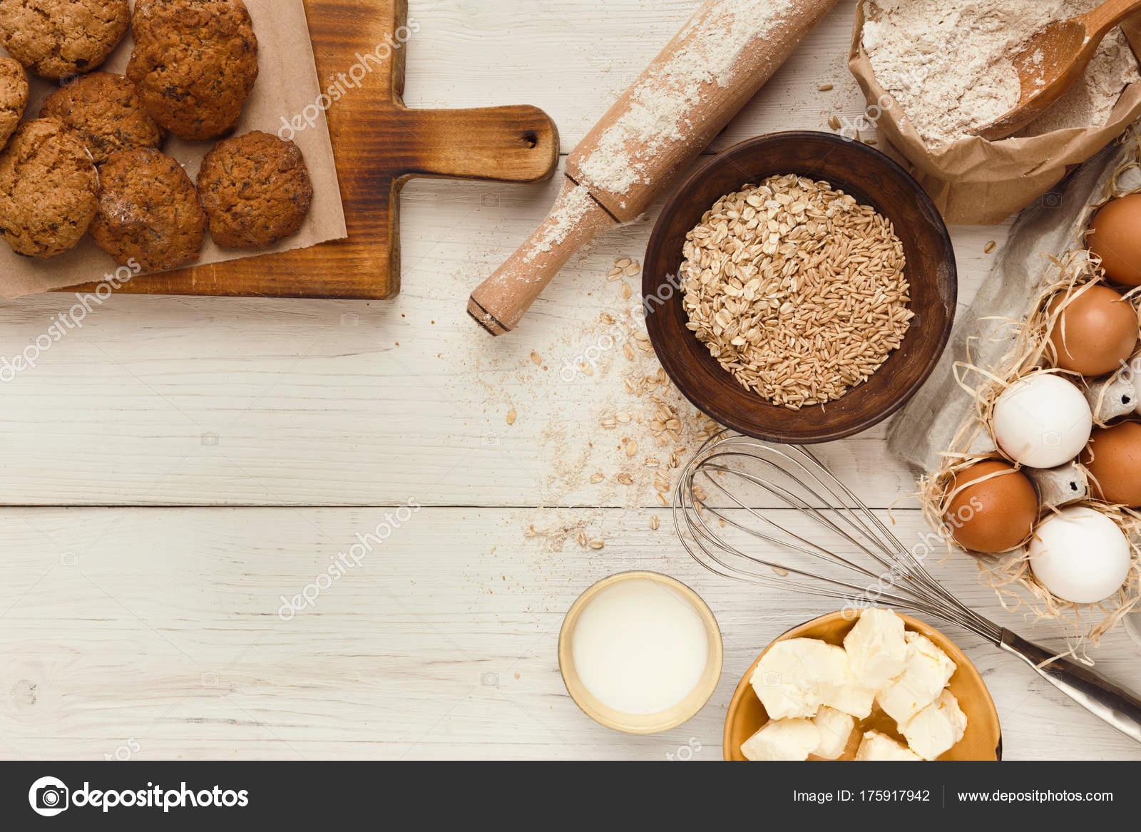 овсяное печенье рецепт кондитерских изделий