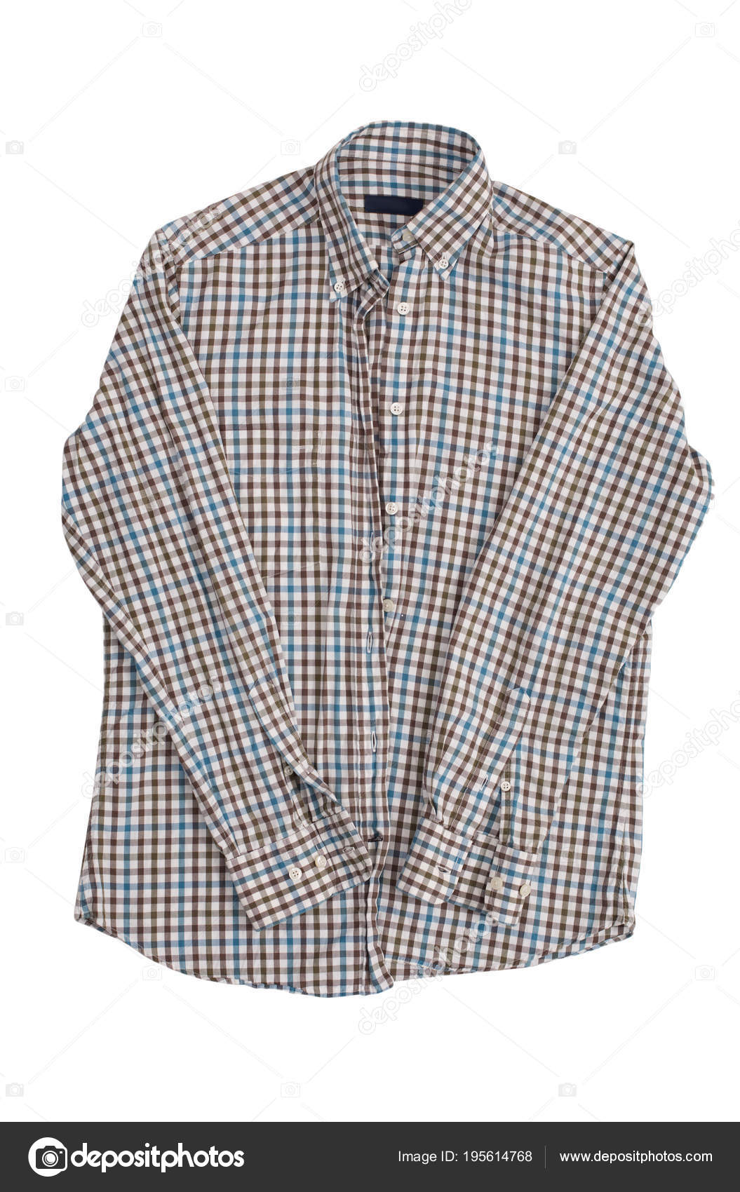 af8ee8668a0 Male checkered shirt