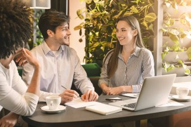 Investors like startup idea of young ambitious woman