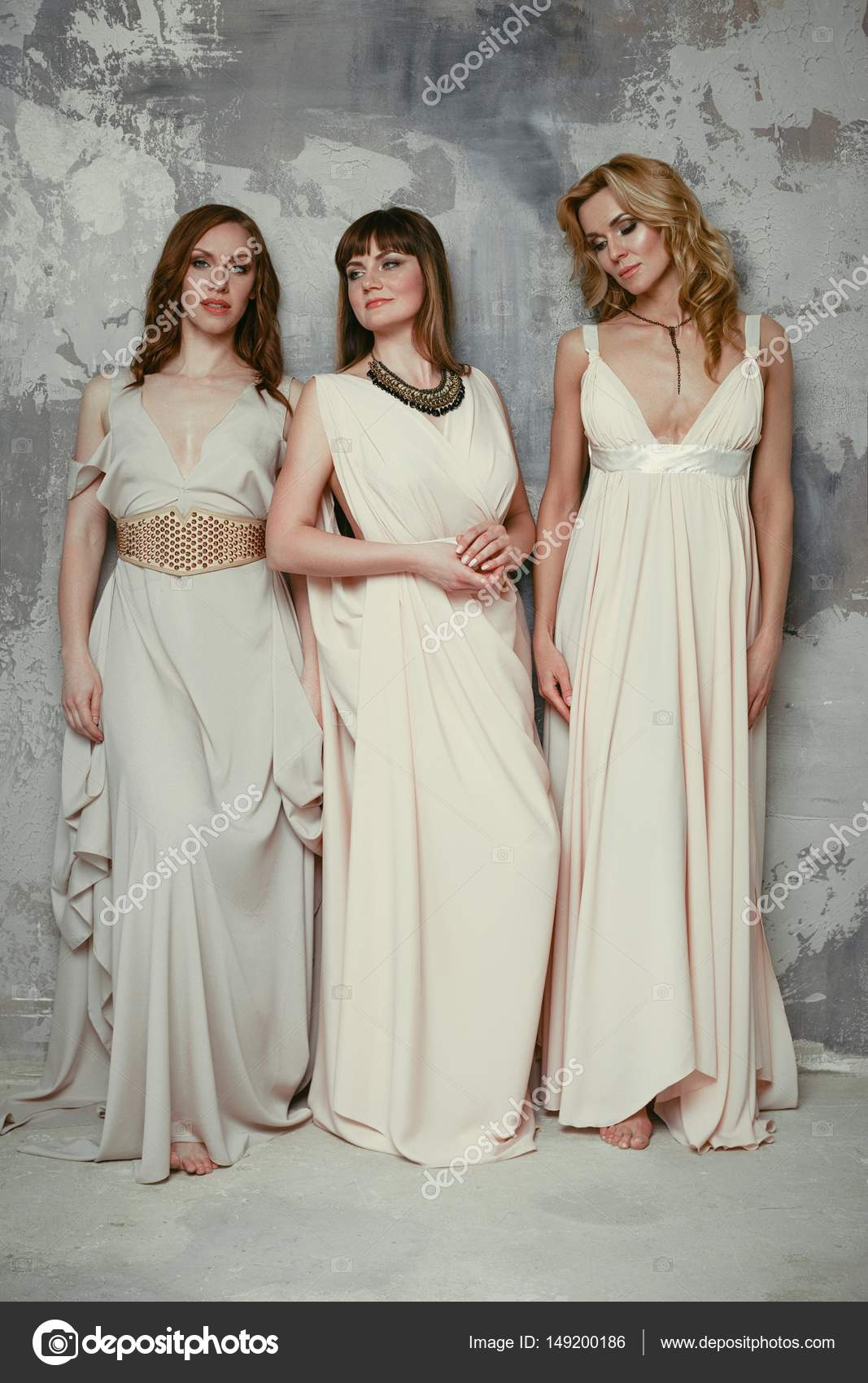 griekse stijl jurken